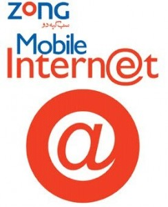 Zong Offers Cheap Mobile Internet