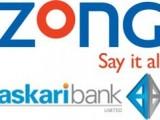 Zong Start Branchless Banking In Pakistan With Askari Bank