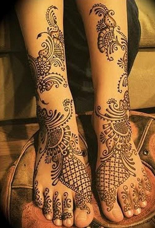 Mehndi Designs Dulhan : Dulhan mehndi designs