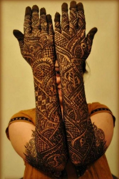 Designs Of Mehendi