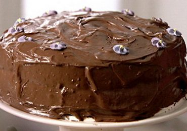 Easy And Simple Chocolate Cake Recipe