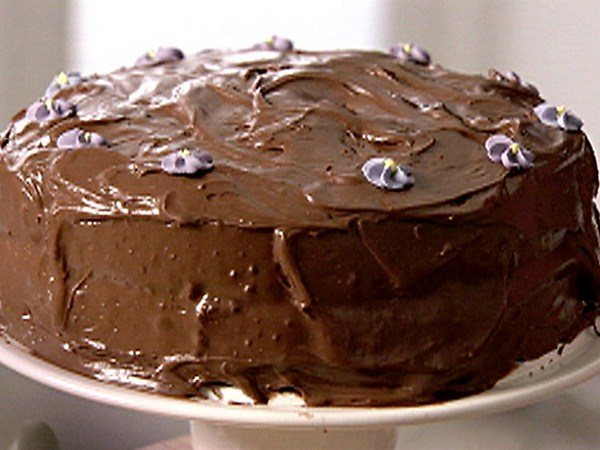 Easy And Simple Chocolate Cake Recipe 001