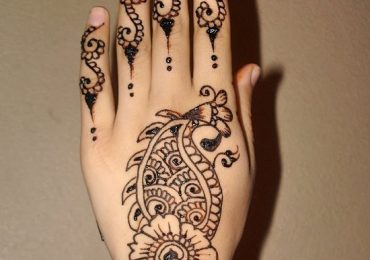 Henna Designs For Beginners Step By Step How To Draw