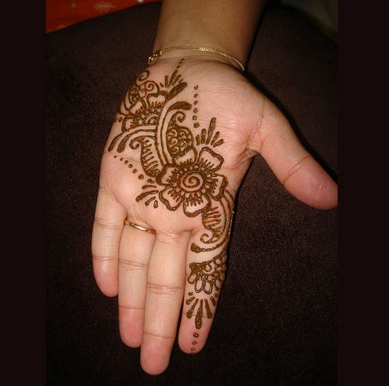 Mehndi Designs Easy : Henna designs for beginners step by how to draw