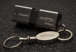 Kingston Introduces Data Traveler USB 3.0