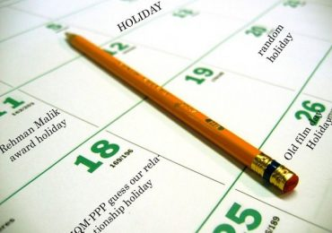 Pakistan National And Public Holidays 2013