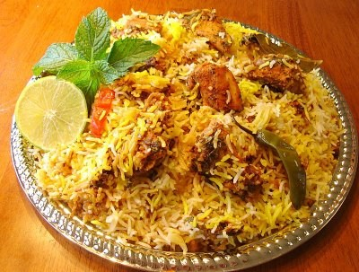 Pakistani Chicken Biryani Recipe 001