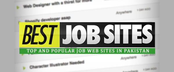 Top job sites in Pakistan 001