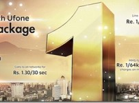 Ufone Postpaid 1 one Package 2013 001