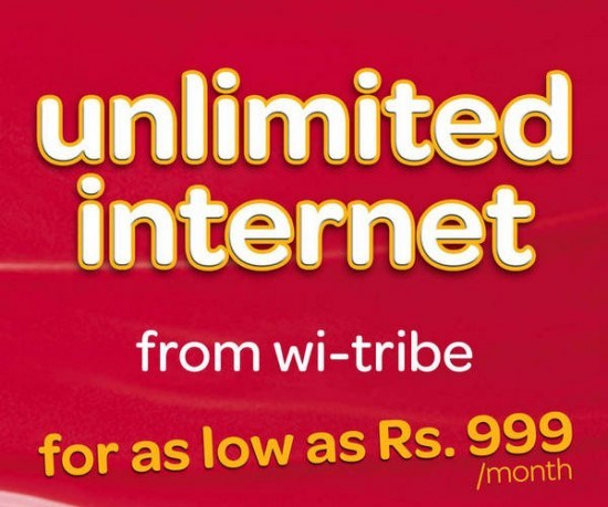 Wi-Tribe Unlimited Internet Packages 001