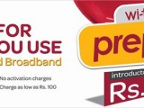 Wi-tribe Prepaid And Postpaid Packages