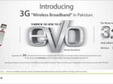 PTCL EVO USB Internet Packages