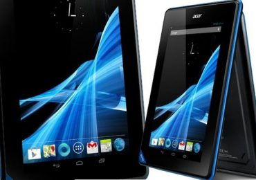 Acer Introduces Iconia B1 Tablet