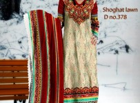 Al Hamra Lawn dress