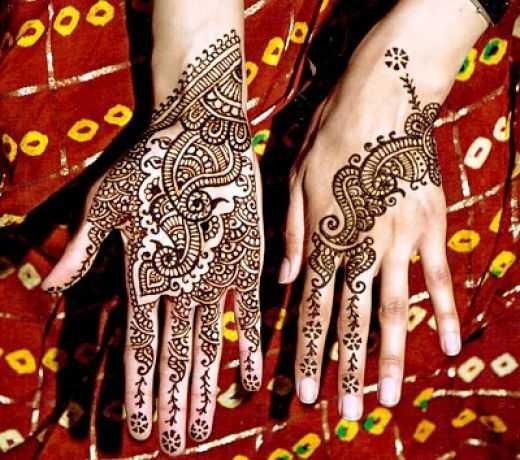 Arabic Mehndi Designs For Hands 004