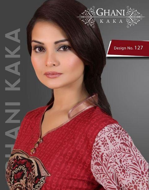 Ghani Textile Spring Summer Collection 2013 For Women 003