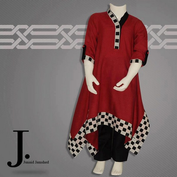Latest Junaid Jamshed Summer Print Lawn Collection
