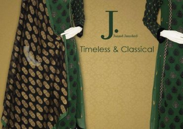 Latest Junaid Jamshed Summer Print Lawn Collection 2015