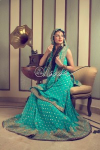 Nadda Salim Wedding Dresses Collection 2013 For Ladies