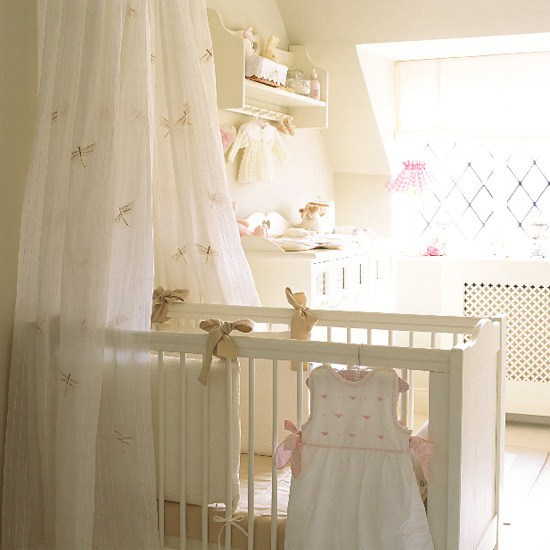 Parisian Baby Nursery Design Pictures Remodel Decor And: Newborn Baby Room Decorating Ideas And Pictures