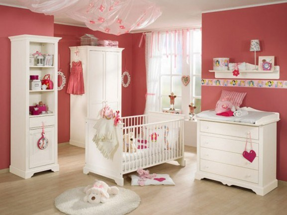 Newborn baby room decorating ideas and pictures for 007 room decor