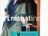 Nishat Linen Spring Summer Lawn Collection 2013 001