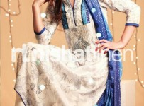 Nishat Linen Spring Summer Lawn Collection 2013 0017
