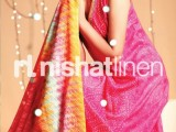 Nishat Linen Spring Summer Lawn Collection 2013 002