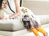 Nishat Linen Spring Summer Lawn Collection 2013 0020
