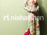 Nishat Linen Spring Summer Lawn Collection 2013 0021