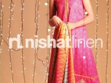 Nishat Linen Spring Summer Lawn Collection 2013 0023