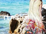 Nishat Linen Spring Summer Lawn Collection 2013 015