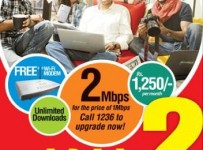 PTCL DSL Broadband Offers Free 1Mbps To 2Mbps  001