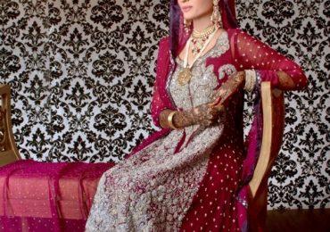Pakistani Bridal Dresses 2015 Pictures