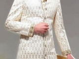 Pakistani Designer Groom Sherwani Designs 2013 0014