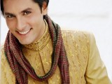 Pakistani Designer Groom Sherwani Designs 2013 006