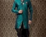 Pakistani Designer Groom Sherwani Designs 2013 008