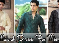 Pakistani Mehndi Dresses For Men 0010