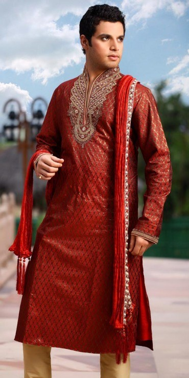 Mehndi Mens Clothes : Pakistani mehndi dresses for men