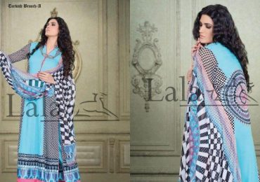 Sana & Samia Spring Summer Lawn Collection 2013 by Lala Textiles