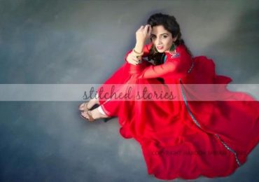 Stitched Stories Valentine's Day Collection 2013 For Women