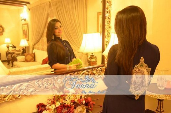 Teena by Hina Butt Valentine's Day Collection 2013 For Women 009
