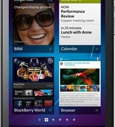 Ufone Introduces Blackberry Z10