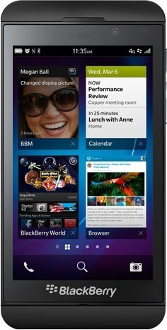 Ufone Introduces Blackberry Z10  001
