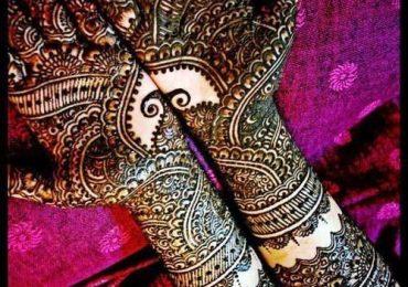 Valentine's Day Love Mehndi Designs Collection 2013