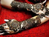 Valentine's Day Love Mehndi Designs Collection 2013 0014