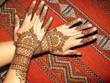 Valentine's Day Love Mehndi Designs Collection 2013 006