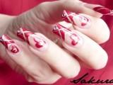 Valentine's Day Nail Designs 2013