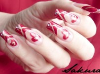Valentine's Day Nail Designs 2013 002