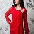Valentine's Day Red Dresses Collection 2013 In Pakistan 0010